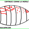 dessins de poisson d'Avril